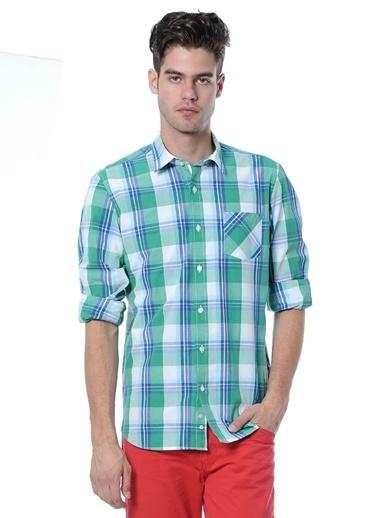 T-Box Gömlek Yeşil